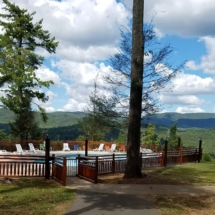Looking for a luxury cabin experience, great for groups and families? Check out Brother's Cove in Pigeon Forge
