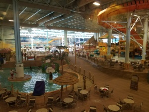 Great spot for indoor fun, year round for couples or families!