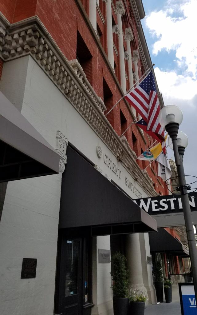 Visit this Columbus Landmark, an Historic Hotel of America