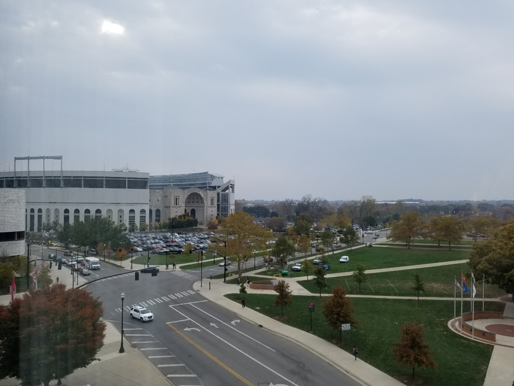 Buckeye Fans Unite @ this Luxury Lodging in the Heart of Columbus