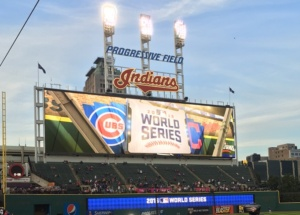A World Series View of Cleveland's Progressive Field