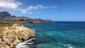 Maha'ulepu Heritage Trail, Shipwreck Beach Kauai, Hawaii