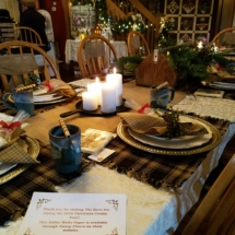 Ohio Amish Country Lodging Council Christmas Cookie Tour