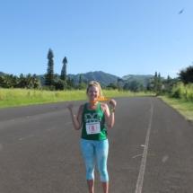 Kauai Hawaii- Poipu Old Koloa Sugar Mill Half Marathon