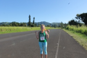 Kauai Hawaii- Poipu Old Koloa Sugar Mill Half Marathon