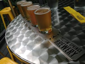 Yellow Springs Brewery, Yellow Springs, OH