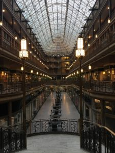 Hyatt Regency at The Arcade - Cleveland, OH