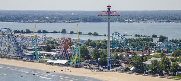 Cedar Point - Sandusky, Ohio
