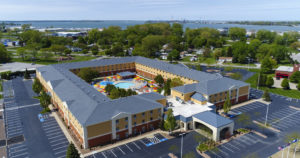 Cedar Point Express Hotel - Sandusky